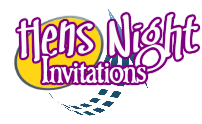 Hens Night Invitations